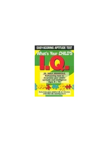 Test Your Child's IQ By Created by Dalmatian Press