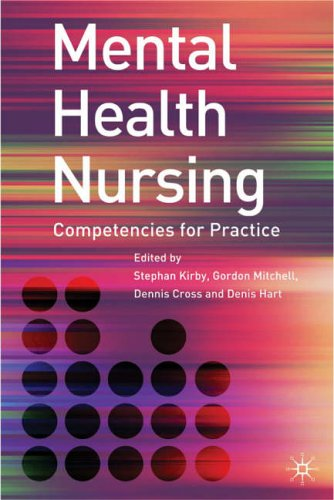 Mental Health Nursing: Competencies for Practice by Stephan Kirby