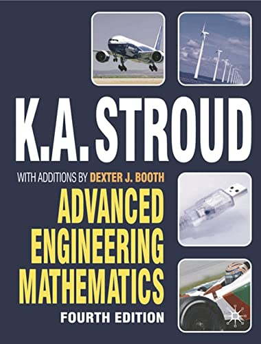 Advanced Engineering Mathematics by K. A. Stroud