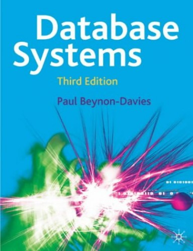Database Systems by Paul Beynon-Davies
