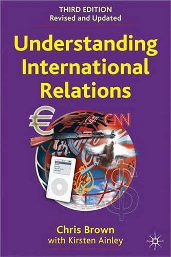Understanding International Relations by Chris Brown