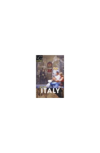 Let's Go 2003 Italy By Let's Go Inc