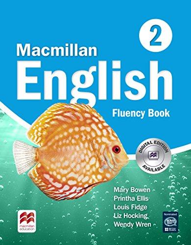 Macmillan English 2 Fluency Book By Mary Bowen