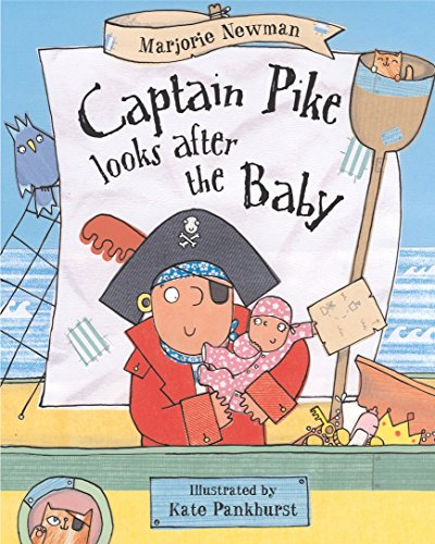 Captain Pike Looks After The Baby By Marjorie Newman