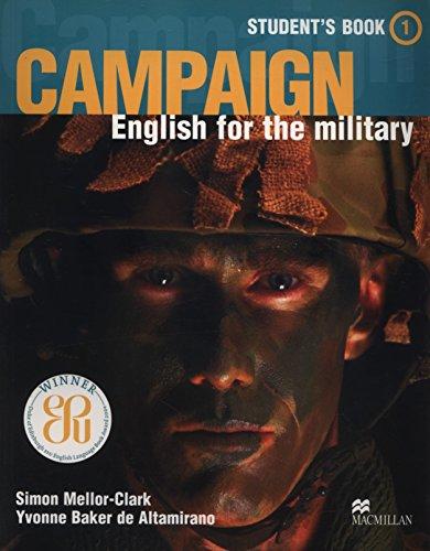 Campaign 1: Student's Book By Yvonne Baker De Altamirano