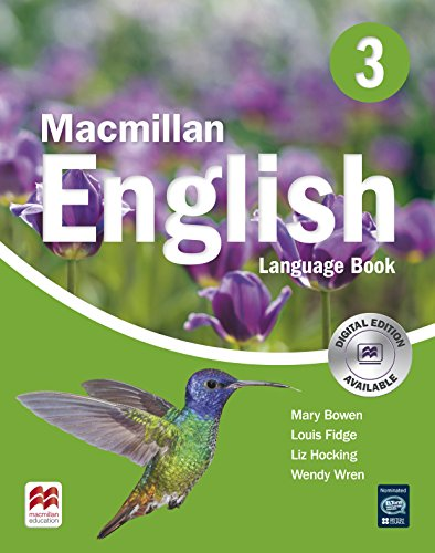 Macmillan English 3: Language Book (Primary ELT Course for the Middle East) By Louis Fidge