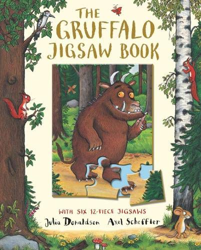 The Gruffalo Jigsaw Book by Julia Donaldson
