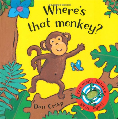 Where's That.? 12-copy counterpack: Where's that monkey?: 5 By Dan Crisp