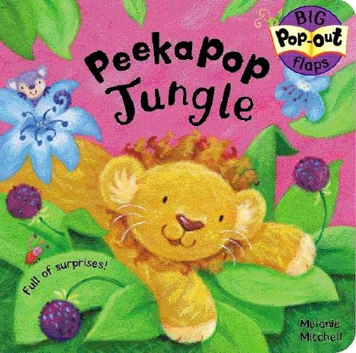 Peekapops: Peekapop Jungle By Melanie Mitchell