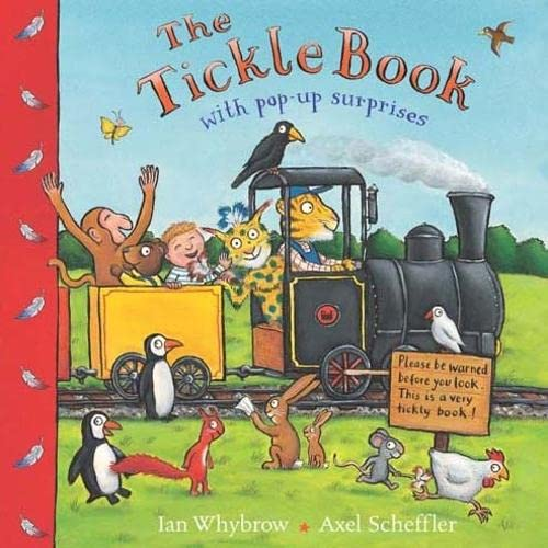 The Tickle Book (Tom and Bear) By Ian Whybrow