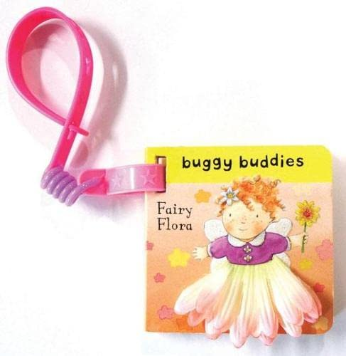 Fairy Buggy Buddies: Fairy Flora by Jane Massey