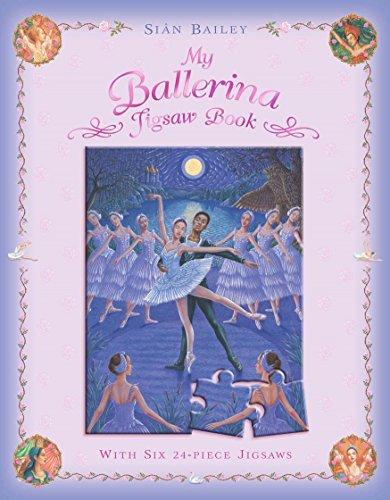 My Ballerina Jigsaw Book By Sian Bailey