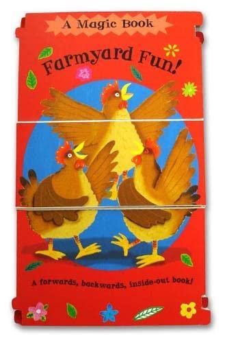Magic Books: Farmyard Fun By Woody Fox