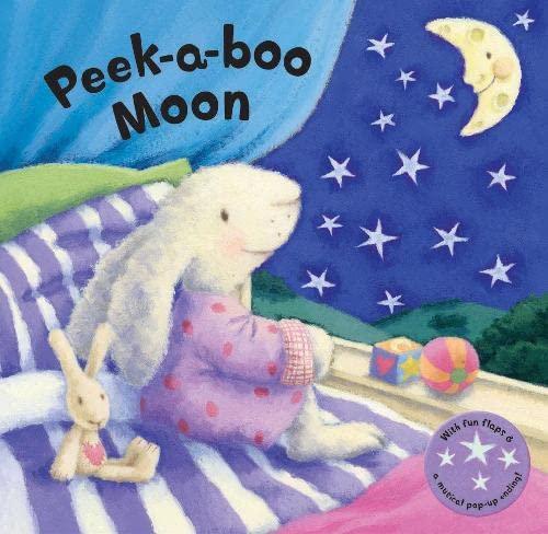Peek-a-boo Moon By Rebecca Harry