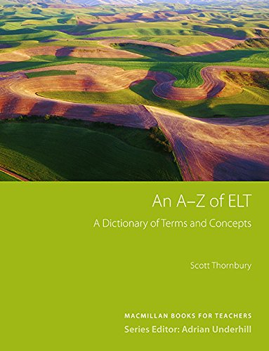A to Z of ELT By Adrian Underhill