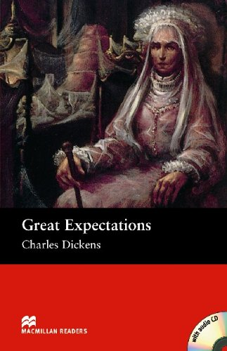 Macmillan Readers Great Expectations Upper Intermediate Pack By Original  Charles Dickens