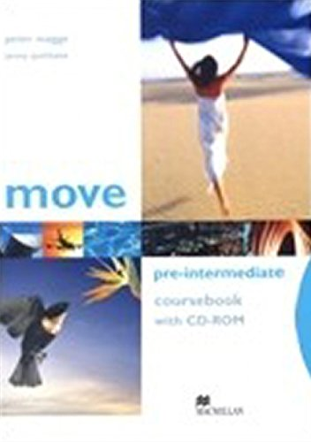 Move Pre-Intermediate Coursebook with CD-ROM by Pete Maggs