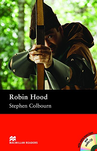 Macmillan Readers Robin Hood Pre Intermediate Pack By Stephen Colbourn