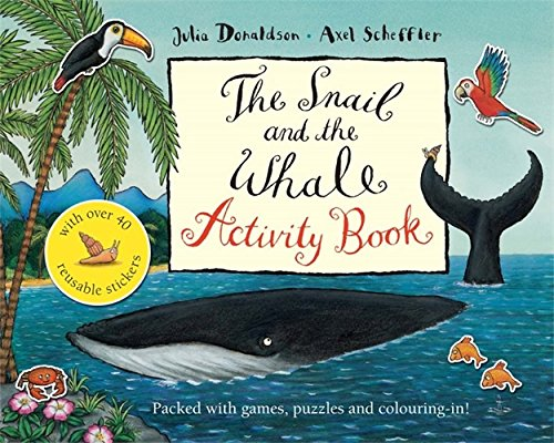 The Snail and the Whale Book and CD Pack By Imelda Staunton