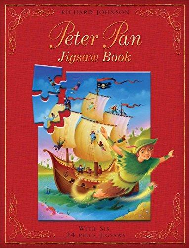 Peter Pan Jigsaw Book By Richard Johnson