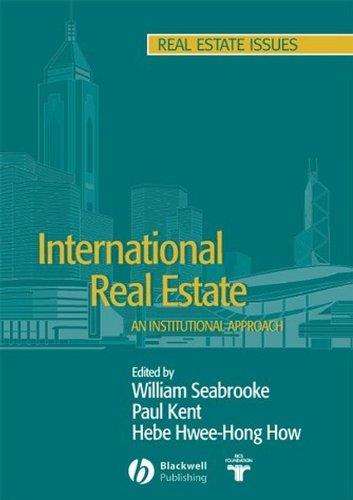 International Real Estate By W. Seabrooke