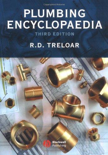 Plumbing Encyclopaedia By R. D. Treloar