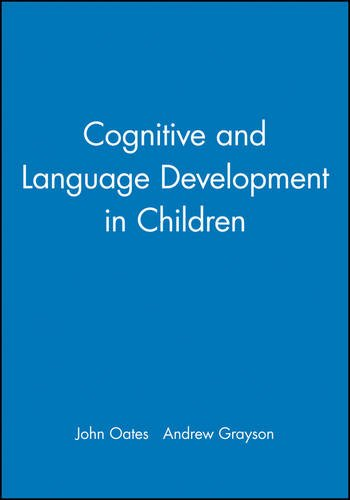 an introduction to language and cognition in child development Social-cognitive development in early introduction social cognition has to do with thoughts and beliefs about the social the language and thought of the child.