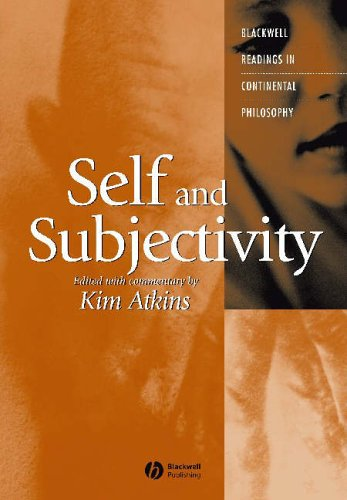 Self and Subjectivity By Kim Atkins