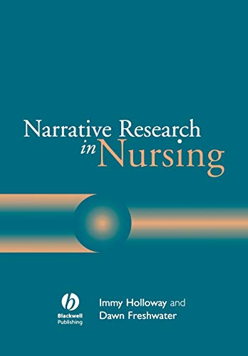 Narrative Research in Nursing by Immy Holloway