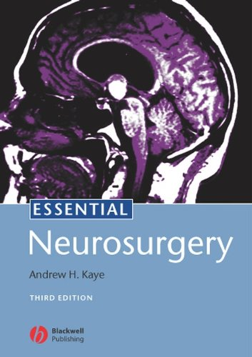 Essential Neurosurgery by Andrew Kaye