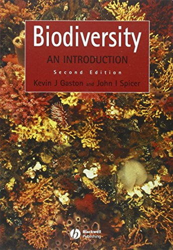 Biodiversity: An Introduction by Kevin J. Gaston