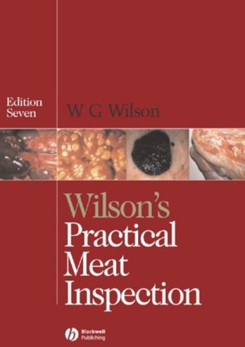Wilson's Practical Meat Inspection By William Wilson