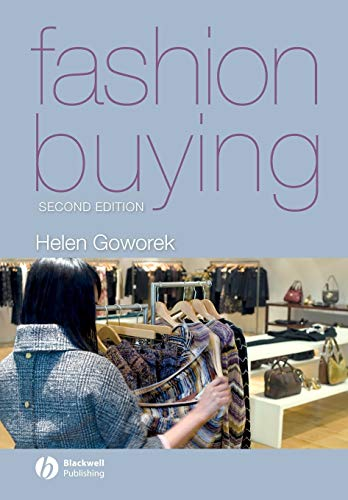 Fashion Buying, 2nd Edition By Helen Goworek