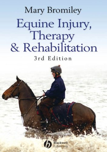 Equine Injury, Therapy and Rehabilitation by Mary W. Bromiley
