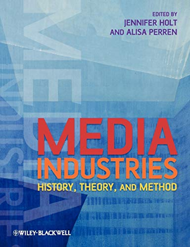 Media Industries By Edited by Jennifer Holt | Used - Very ...