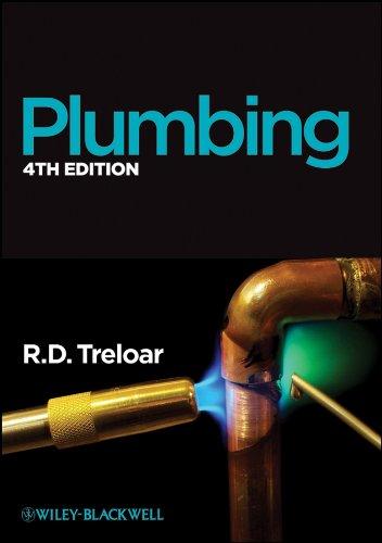 Plumbing By R. D. Treloar