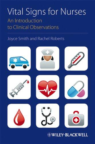 Vital Signs for Nurses By Joyce Smith