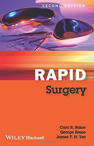Rapid Surgery By Cara R. Baker