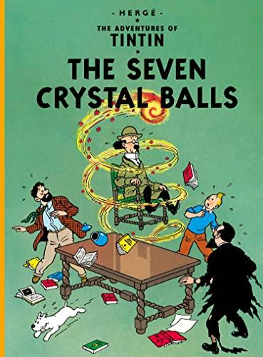The Seven Crystal Balls von Herge