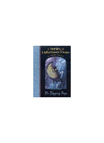 The Slippery Slope 10 Series Of Unfortunate Events By