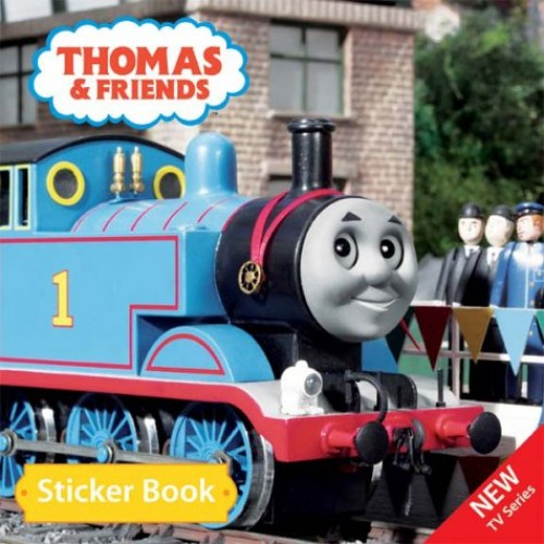 Thomas and Friends Sticker Book