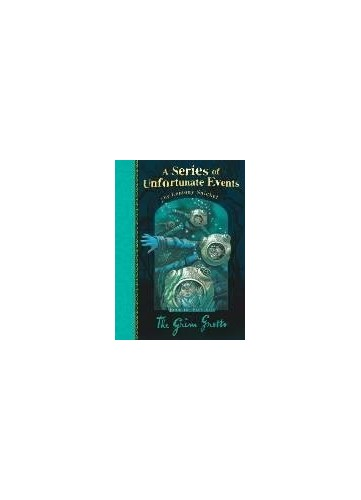 The Grim Grotto #11 (A Series of Unfortunate Events) By Lemony Snicket