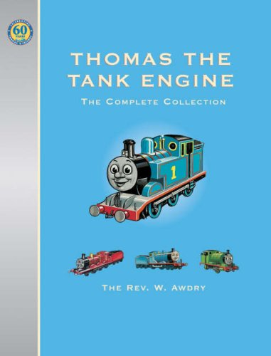 The Thomas the Tank Engine the Railway Series: The Complete Collection By Rev. Wilbert Vere Awdry