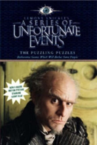 """Lemony Snicket's a Series of Unfortunate Events"" By Lemony Snicket"