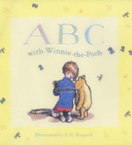 ABC with Winnie-the-Pooh by E. H. Shepard