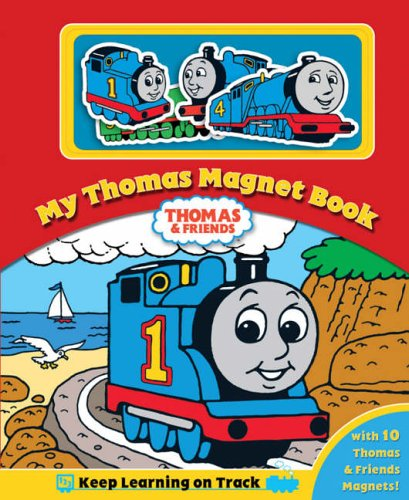 My Thomas Magnet Book By Unknown