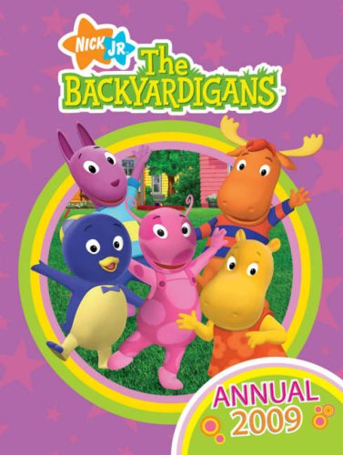 The Backyardigans Annual