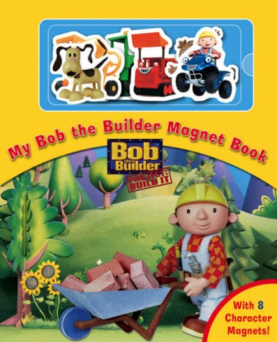 Bob the Builder Magnet Book