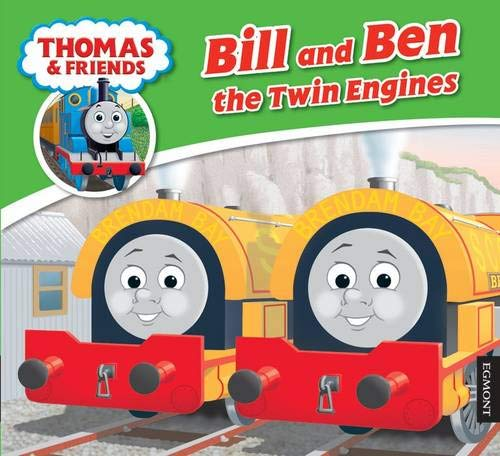 Bill and Ben the Twin Engines By Thomas Story Library