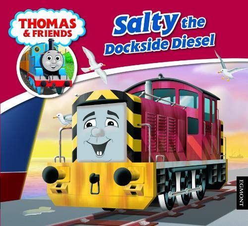 Salty (My Thomas Story Library)